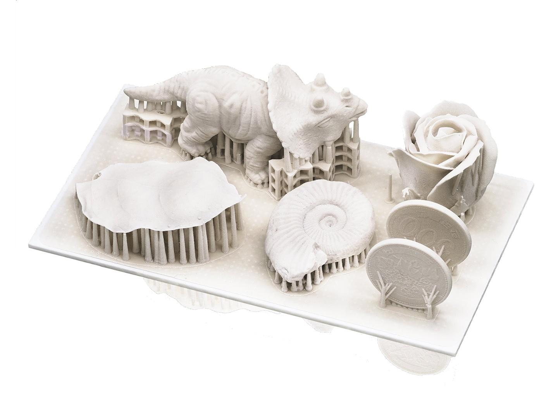 Ceramic Prototyping Print